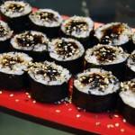 Sushi Básico (Makimono)
