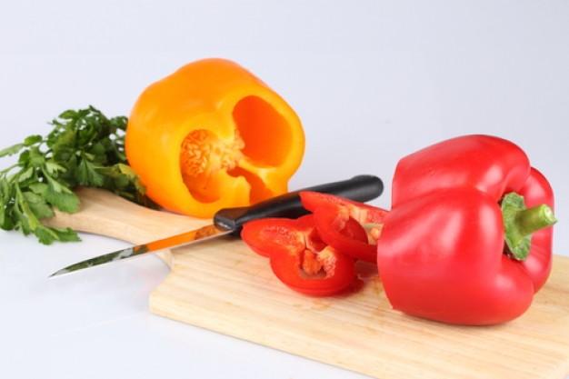 Corte de Legumes