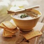 Patê Light com Sopa de Pacotinho (Receita da Maria Luisa Veggi)