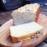 Pão de Batata Doce com Fubá sem glúten