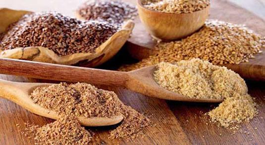 farinhas sem gluten